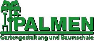 Palmen - Gartenbau und Landschaftsgestaltung